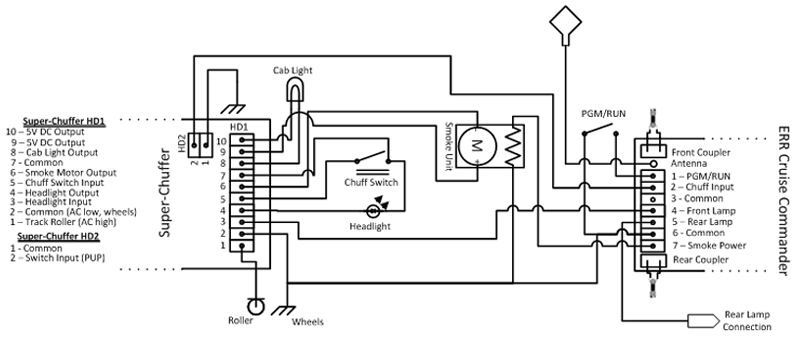 lionel train switch wiring diagrams